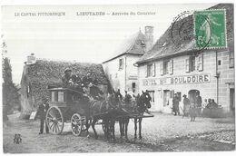 Lieutadès Arrivée Du Courrier - Autres Communes
