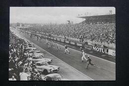 SPORTS - Carte Postale - Le Mans - Départ D'une Course Automobile - L 71785 - Le Mans