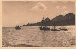 NORVEGE Norge Nordland LOT 2 Cartes Fiskefinner Pêcheurs Paa Vei Til Fiske Chemin De La Pêche   CPA  TBE Vers 1913 - Norvège