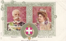 Italie - Roi Et Reine D'Italie - Altri