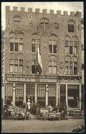 Belgium / Belgique: Bruges (Brugge), Hotel - Café La Civière D'Or Restaurant 1952 - Brugge