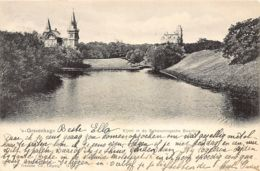 Den Haag (ZH) Vijver In De Scheveningsche Boschjes - Den Haag ('s-Gravenhage)