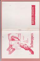 Programme Des Bouffes Parisiens Saison 1968-1969 . Pub. Diverses Dont Un Dessin De Peynet . . - Programmes
