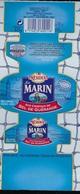 Etiquette Fromage Feuille Papier Emballage Beurre Président Le Marin Au Sel De Guérande 125g FR3523905CE - Formaggio
