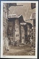 Kippel Im Lötschental/ Alte Aufnahme/Schweizer Heimatschutz Postkarte - VS Valais
