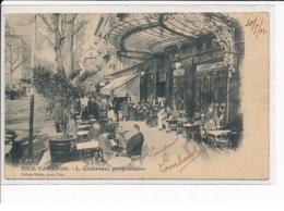 NICE : Taverne, L.LOIDREAU, Propriétaire - Très Bon état - Cafés, Hotels, Restaurants