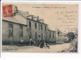 SAUVAT : La Mairie, Les Ecoles - Très Bon état - Altri Comuni