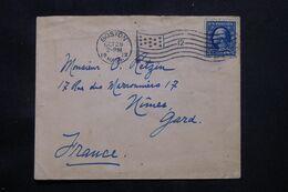 ETATS UNIS - Enveloppe De Boston Pour La France En 1913 - L 71817 - Briefe U. Dokumente