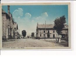 VALUEJOLS : Le Bourg - Très Bon état - Other Municipalities