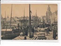 LA ROCHELLE : Embarquement De Forçats Pour L'Ile De Ré, Saint-Martin - Très Bon état - La Rochelle