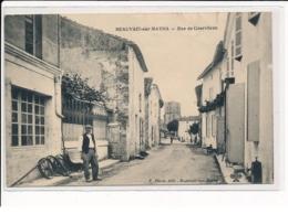 BEAUVAIS-sur-MATHA : Rue De Gourvilette - Très Bon état - Altri Comuni