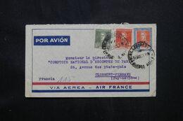 ARGENTINE - Enveloppe De Buenos Aires Pour La France En 1935 Par Avion - L 71833 - Briefe U. Dokumente