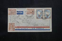 ARGENTINE - Enveloppe De Buenos Aires Pour La France En 1937 Par Avion - L 71834 - Briefe U. Dokumente