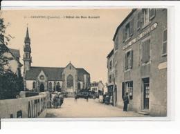CARANTEC : L'Hôtel Du Bon Accueil - Très Bon état - Carantec