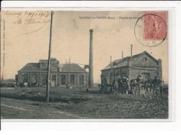 SAUSSAY-la-VACHE : Râperie En Fabrication - Très Bon état - Autres Communes