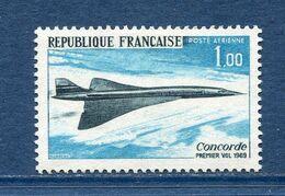 France - Poste Aérienne - N° 43  - Neuf Avec Charnière - 1969 - 1960-.... Nuovi