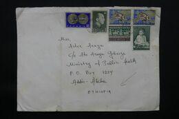 GRECE - Enveloppe De Athènes Pour L 'Ethiopie En 1967 - L 71838 - Briefe U. Dokumente