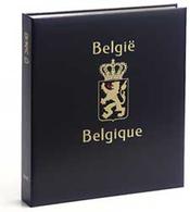 DAVO 11940 Luxus Binder Briefmarkenalbum Belgien Z.N. (Ohne Nummer) - Stockbooks