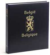 DAVO 11943 Luxus Binder Briefmarkenalbum Belgien VIII - Stockbooks