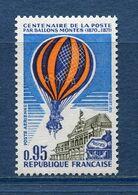 France - Poste Aérienne - PA YT N° 45  - Neuf Avec Charnière - 1971 - 1960-.... Nuovi