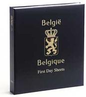 DAVO 2240 Luxus Binder Briefmarkenalbum Belgien Ersttagsblätter - Stockbooks