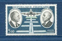 France - Poste Aérienne - PA YT N° 46  - Neuf Avec Charnière - 1971 - 1960-.... Nuovi