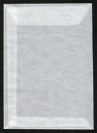 DAVO 298.610 Pergamintüten C6 (114mm X 162mm) Pro 1000 - Clear Sleeves