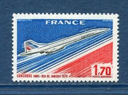 France - Poste Aérienne - PA YT N° 49  - Neuf Avec Charnière - 1976 - 1960-.... Nuovi