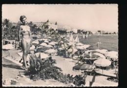 Cannes - La Plage - Pin-up [Z14-0.322 - Non Classificati