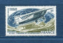 France - Poste Aérienne - PA YT N° 50  - Neuf Avec Charnière - 1977 - 1960-.... Nuovi