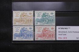 BELGIQUE - Colis Postaux N° Yvert 399 /402 Neufs **  - L 71846 - 1952-....