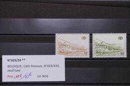 BELGIQUE - Colis Postaux N° Yvert 423/ 24 Neufs **  - L 71847 - 1952-....