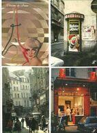 """Lot 24 CPM  """" Prestige"""" Charmes De PARIS """"voir Scans Photos M Garanger Et Autres - Altri Fotografi"""