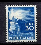Italie YT N° 501 Neuf ** MNH. TB. A Saisir! - 1946-.. République