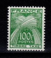 Taxe YV 89 N** Luxe Cote 80 Euros - 1859-1955.. Ungebraucht