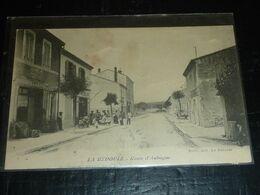 LA BEDOULE, ROUTE D'AUBAGNE - 13 BOUCHES RU RHONE (CN) - Otros Municipios