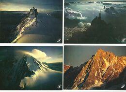 """Lot 20  CPM Prestige   """"  Chamonix  """"  Divers Photographes  Voir Scans - Chamonix-Mont-Blanc"""