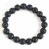 Bracelet Perles De Lave - Bracelets