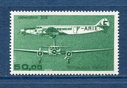 France - Poste Aérienne - PA YT N° 60  - Neuf Sans Charnière - 1987 - Airmail