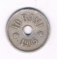 20 BANI 1905 ROEMENIE /6909/ - Romania