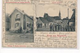 REGUISHEIM : Gruss Aus Regisheim - Tres Bon Etat - Autres Communes