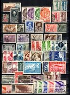 Russie Belle Collection D'anciens Oblitérés 1923/1939. Bonnes Valeurs. B/TB. A Saisir! - Russie & URSS