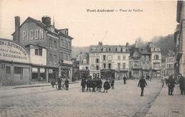 PONT-AUDEMER - Place De Verdun - Pont Audemer