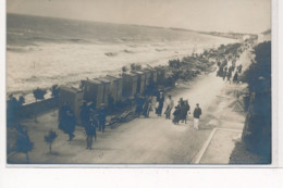 CHATELAILLON : Après Une Tempête En 1910 Ou 1911 - Tres Bon Etat - Châtelaillon-Plage