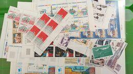 LOT N° E 547  FRANCE Neufs Xx Un Lot De Timbres Moderne Pour Le Courrier Ou La Collection Faciale 586 Fr Soit 89 € - Collections (en Albums)