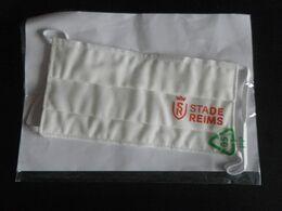 Masque Protection Stade De REIMS - Emballé - Abbigliamento, Souvenirs & Varie