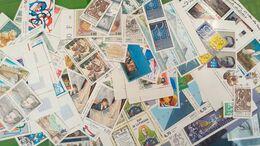 LOT N° E 546  FRANCE Neufs Xx Un Lot De Timbres Moderne Pour Le Courrier Ou La Collection Faciale 607 Fr Soit 92 € - Collections (en Albums)