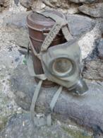 Masque à Gaz Allemand - 1939-45