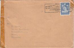 DANEMARK LETTRE POUR LA FRANCE 1963 - Lettere