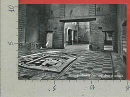 CARTOLINA NV ITALIA - ERCOLANO - Casa Dell'atrio A Mosaico - 10 X 15 - Ercolano
